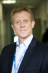 Photo of Dr Chris Harland